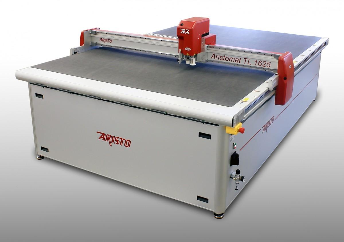 Machine Découpe Numérique Bois - Tables de découpe numérique ARISTO série TL (Production)
